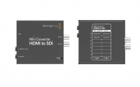 BlackMagic HDMI à SDI